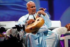 Sri Chinmoy Konzert Freiburg 2005